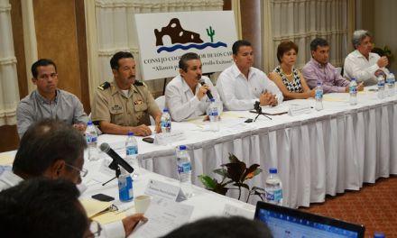 Realiza el CCC Histórica reunión con Delegados Federales