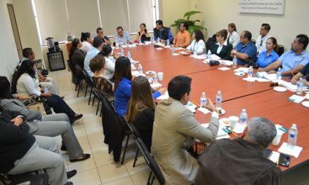 Realizan CCC y el IMSS primera reunión bimestral del 2016