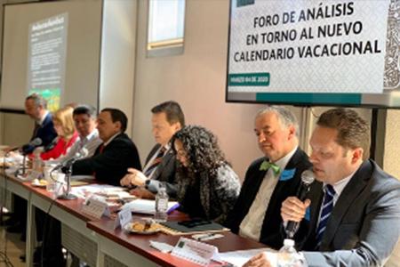 Llama Luis Araiza a cerrar filas en pro del turismo