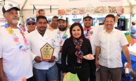 Se realizó el 8.º Concurso de Ceviche en el marco de las Fiestas Tradicionales San José 2019