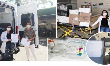 Fundación Querencia suma 4,400 despensas donadas por contingencia