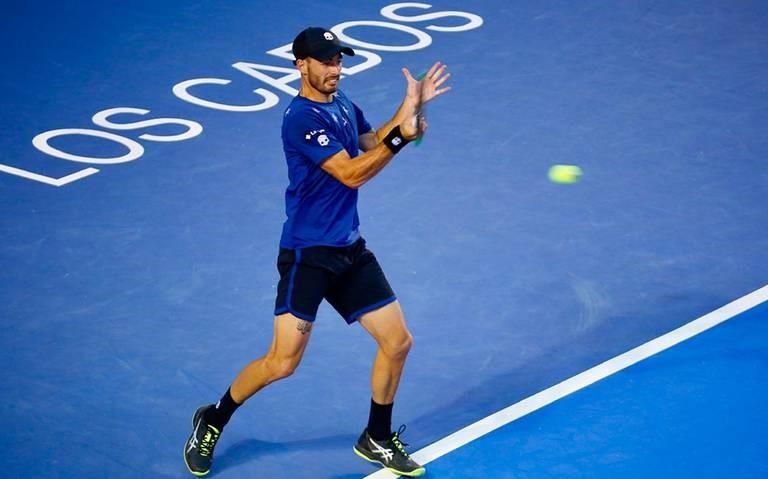 No habrá Torneo de tenis este año en Los Cabos…