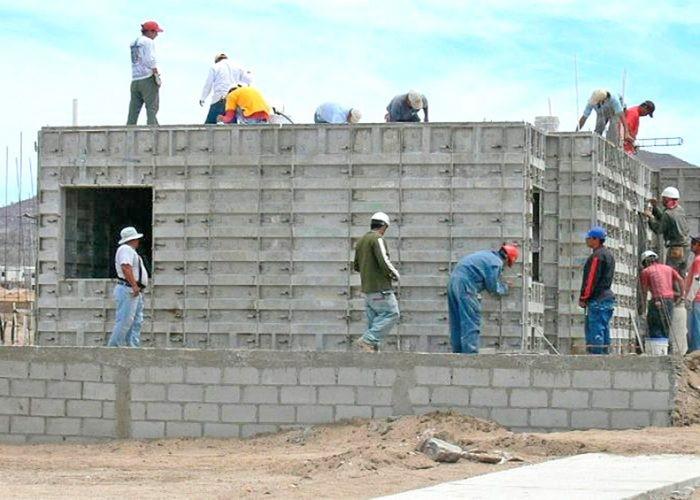 Ramo de la construcción reabre en BCS…