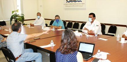 Se reanudan las mesas  de trabajo en tema de Migración-Aeropuerto