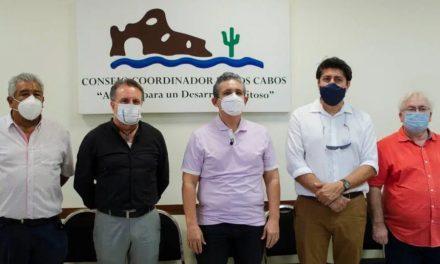 Gran Cruzada Empresarial en Los Cabos anti Covid-19