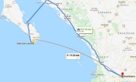 Anuncian vuelo directo Los Cabos-Guadalajara
