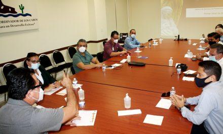 Empresarios de Los Cabos se reúnen con el  Sector Salud para darle forma a la campaña vs la Influenza
