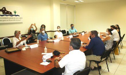 Entrega Alianza Comunitaria de BCS reconocimiento al Consejo Coordinador