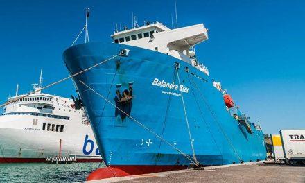 Nueva ruta marítima Santa Rosalía-Guaymas