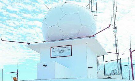Instalan radar meteorológico en Los Cabos
