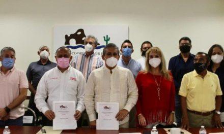 """Firma Ibarra documento """"Vamos x10 y Más"""""""