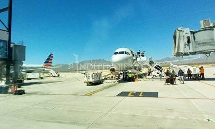 Aeropuertos de Los Cabos y La Paz sobrepasan a CDMX en el arribo de turistas