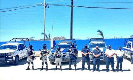 Fortalecen filtros de seguridad y salud en Los Cabos