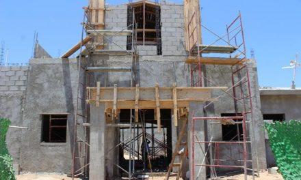 Sector de la construcción prevé un repunte para septiembre